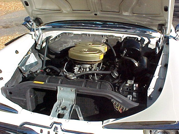 1959 DODGE CUSTOM ROYAL SUPER D 2 DOOR - Engine - 19475
