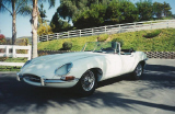 1962 JAGUAR XKE FLAT FLOOR ROADSTER -  - 19476