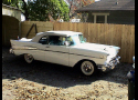 1957 CHEVROLET BEL AIR CONVERTIBLE -  - 19486