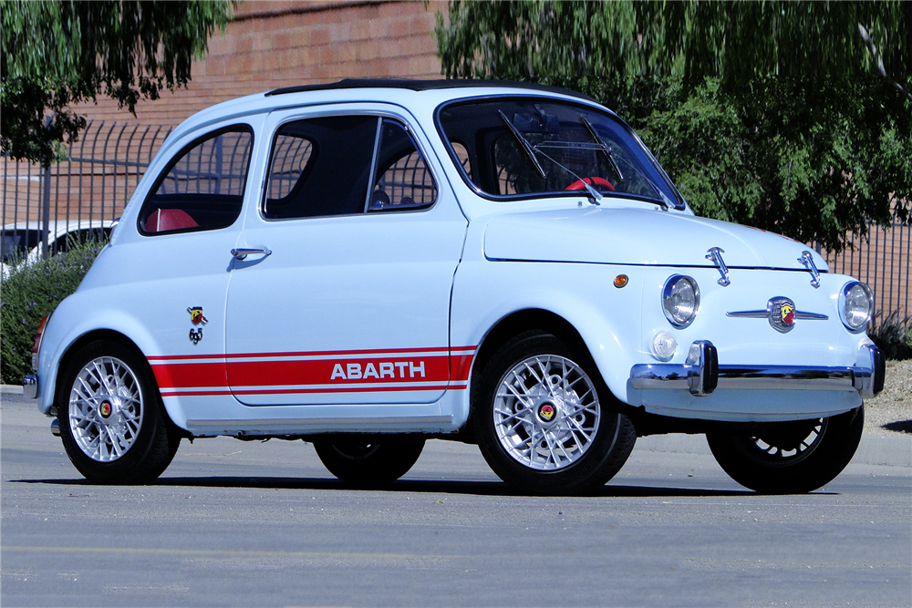 fiat 500 abarth automatic review autos post. Black Bedroom Furniture Sets. Home Design Ideas