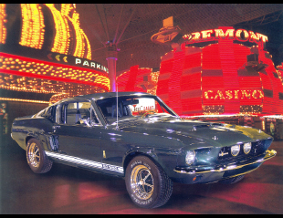 1967 SHELBY GT350 FASTBACK -  - 19492