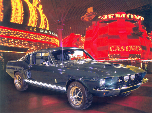 1967 SHELBY GT350 FASTBACK - Front 3/4 - 19492