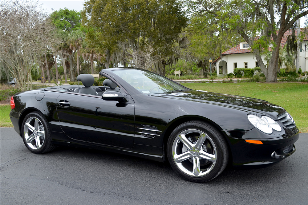 2006 mercedes benz sl500 convertible 194928