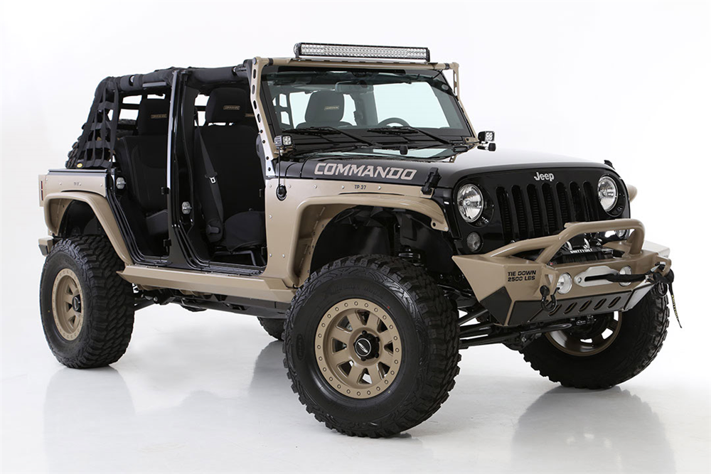 2015 jeep wrangler unlimited commando tactical edition. Black Bedroom Furniture Sets. Home Design Ideas