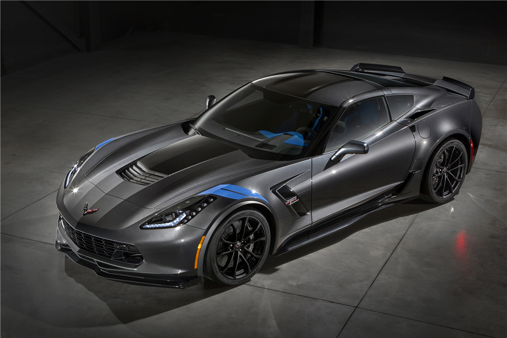 1st 2017 Chevrolet Corvette is SOLD.