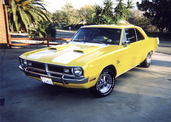 1971 dodge dart custom - photo #27