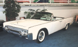 1961 LINCOLN CONTINENTAL CONVERTIBLE -  - 19511