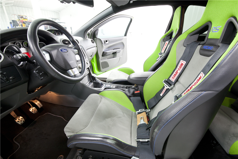 2010 FORD FOCUS RS CUSTOM COUPE - Interior - 195219
