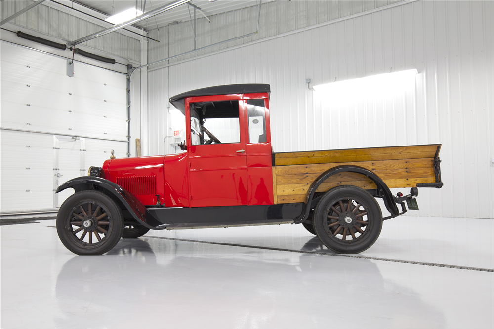 1927 Dodge Brothers Woody Pickup 195227