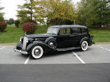1938 CADILLAC FLEETWOOD LIMOUSINE -  - 19538