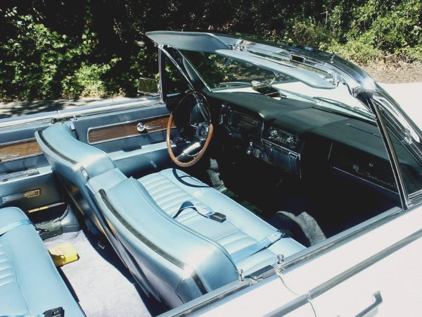 1963 LINCOLN CONTINENTAL CONVERTIBLE - Engine - 19540