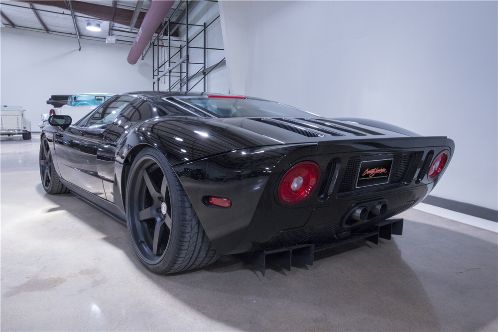 2005 Ford Gt Custom Coupe 195573
