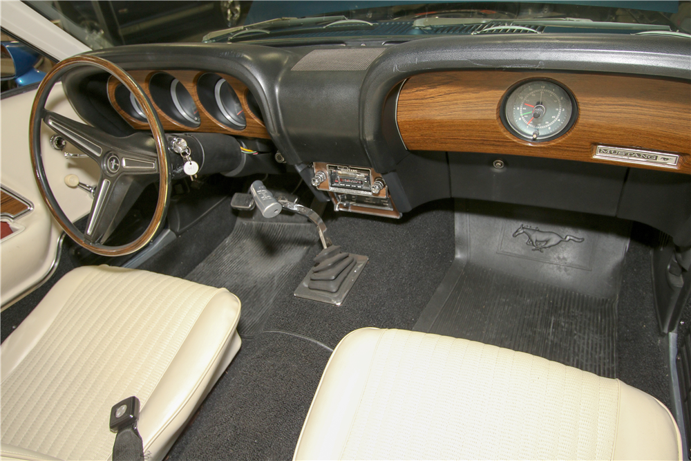 1970 Ford Mustang Convertible 195650