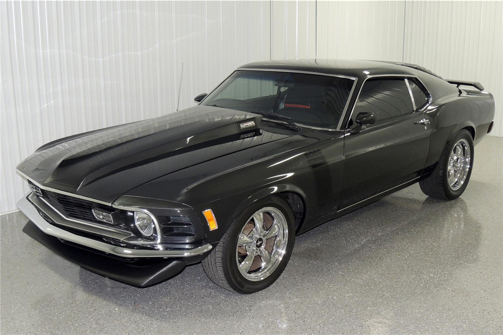 How Much Is A 1970 Mustang Fastback Worth