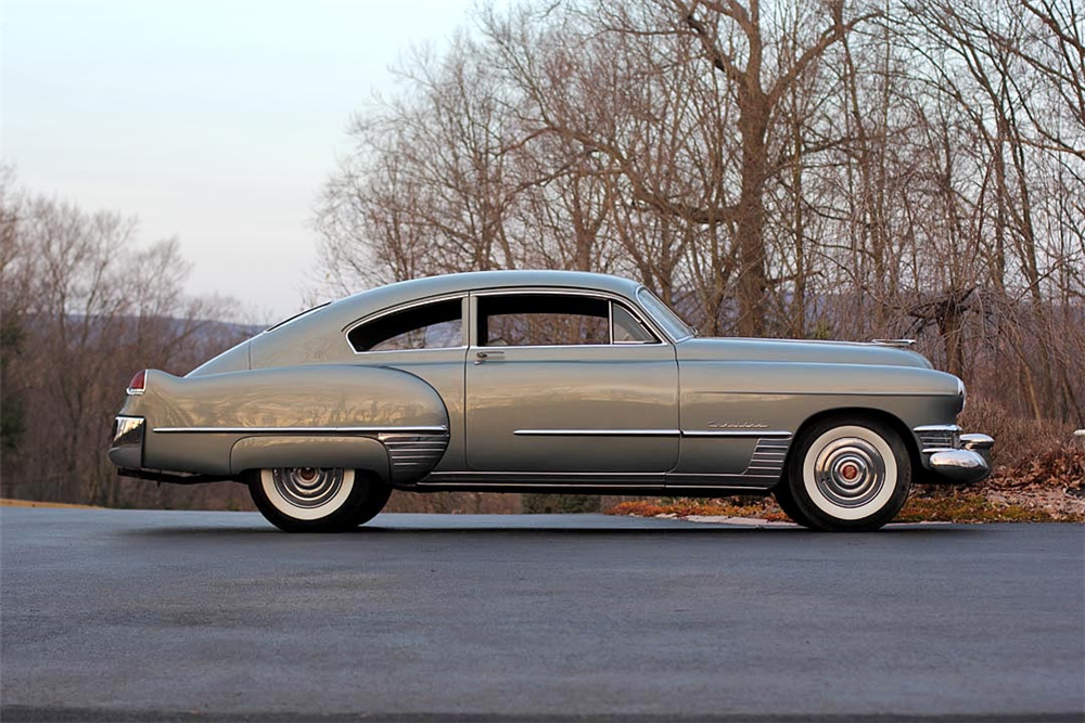 1949 Cadillac Series 61 Club Coupe 195856