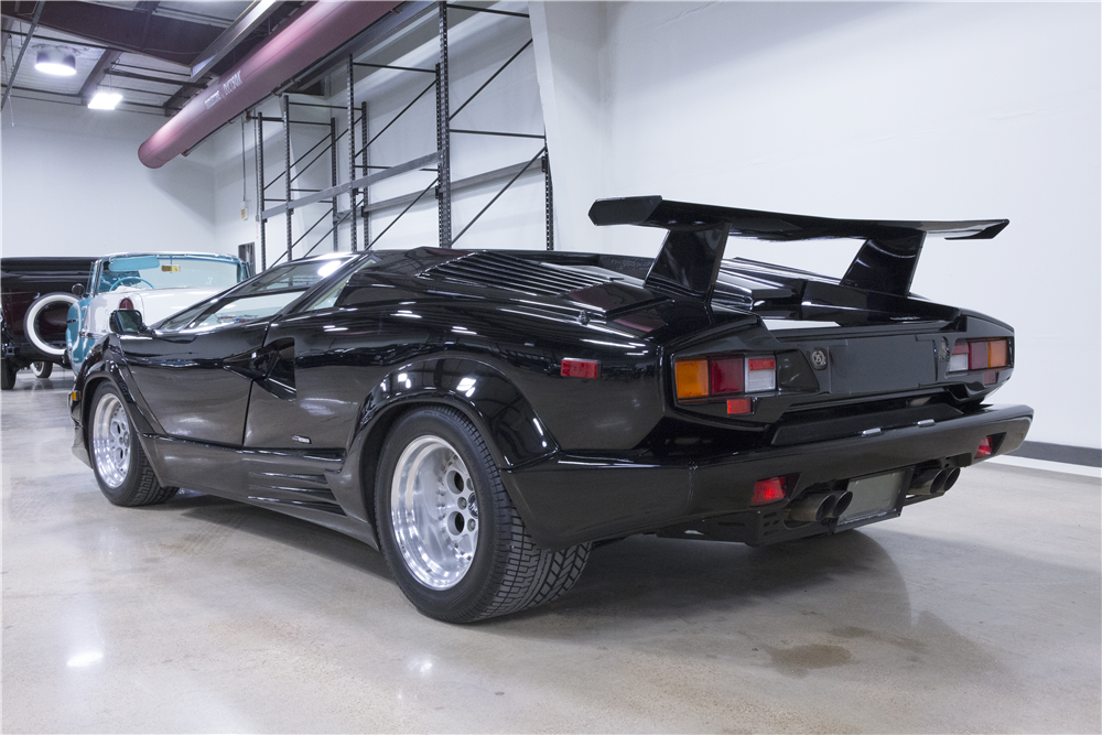 Lamborghini Countach Price >> 1989 LAMBORGHINI COUNTACH 25TH ANNIVERSARY EDITION - 195863