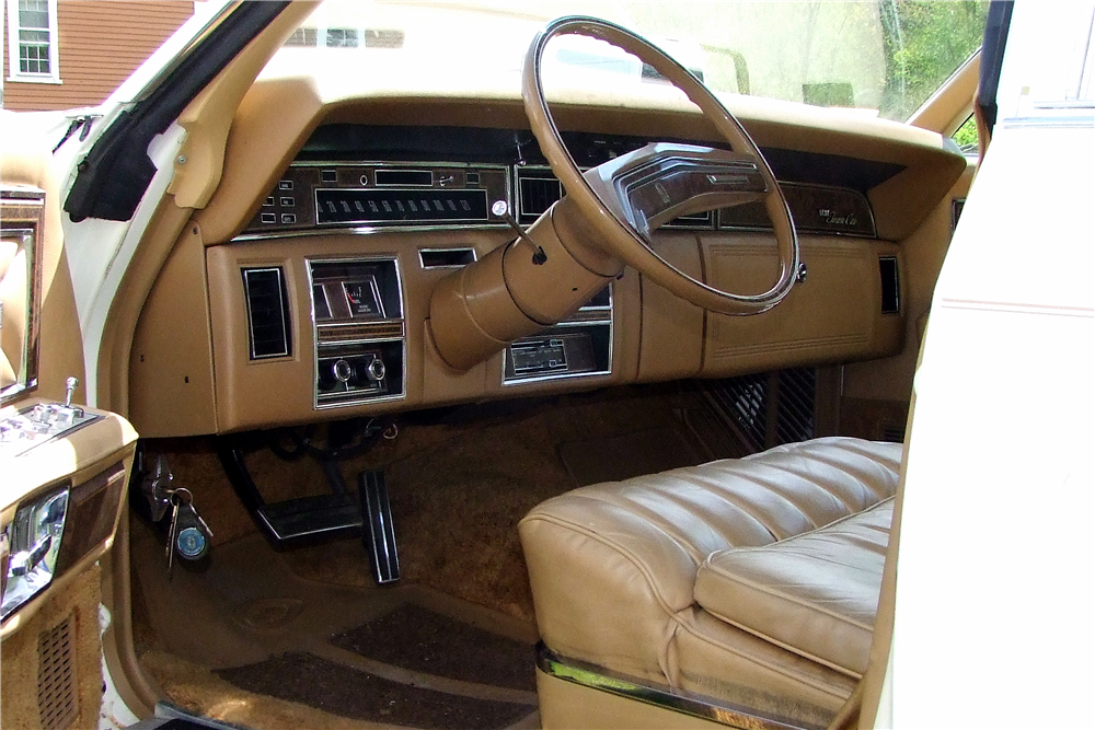 1976 lincoln town car 195918. Black Bedroom Furniture Sets. Home Design Ideas