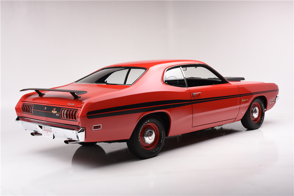Dodge Dart 2018 Interior >> 1971 DODGE DART 195970