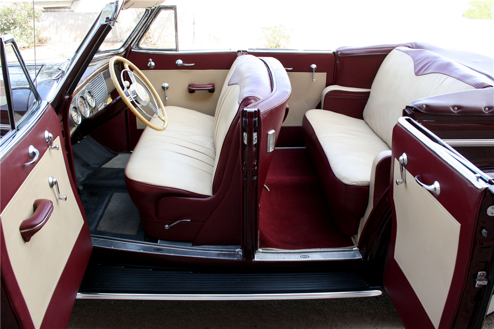 1940 buick special convertible 196038. Black Bedroom Furniture Sets. Home Design Ideas