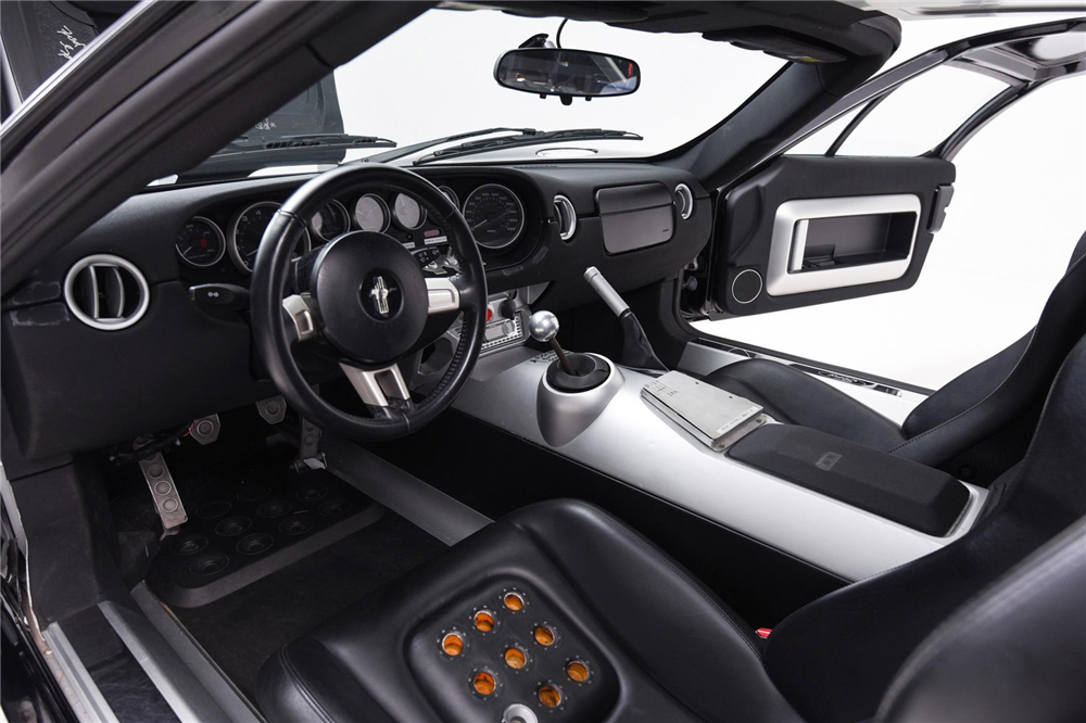 Ford Gt Prototype Cp  Interior