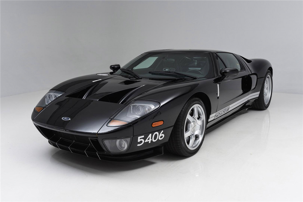 Ford Gt Prototype Cp  Misc