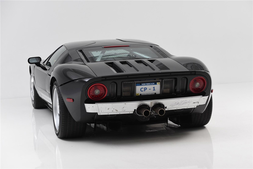 Ford Gt Prototype Cp  Rear