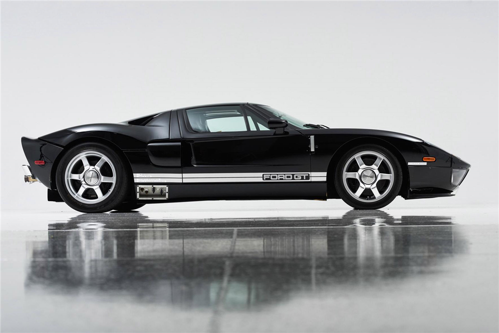 2004 FORD GT PROTOTYPE CP-1 VIN #004