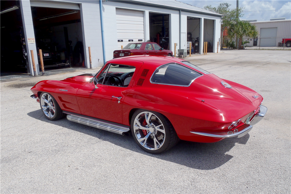 1964 Chevrolet Corvette Custom Coupe 196118