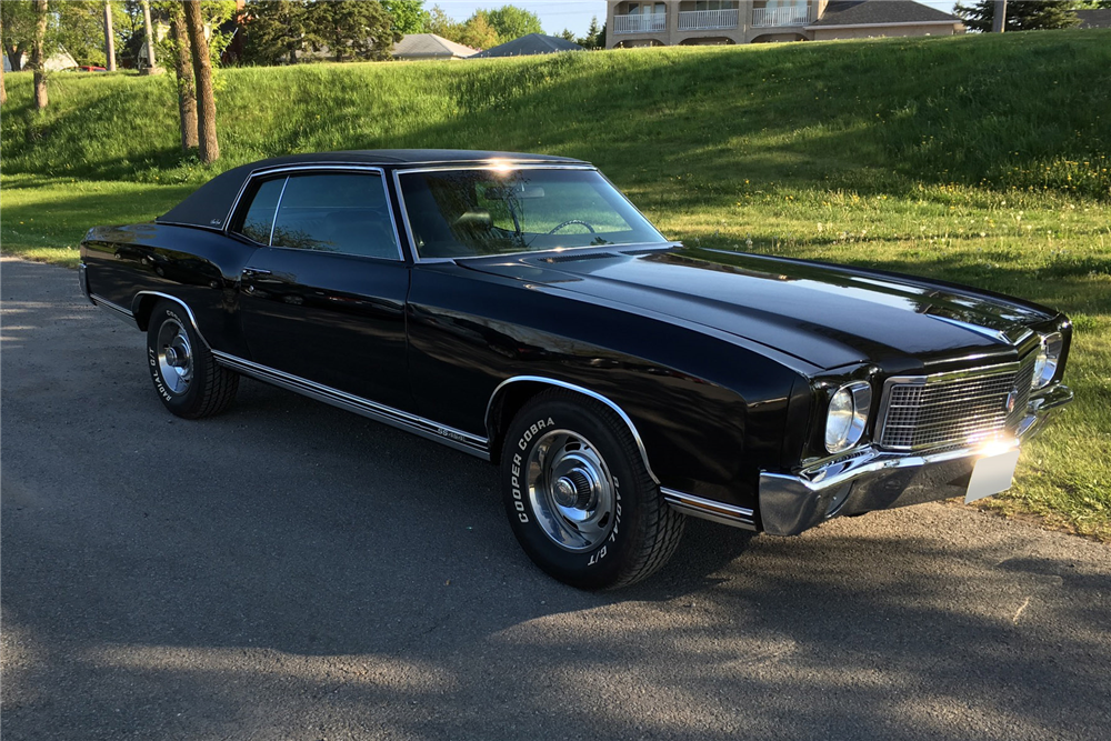 Monte Carlo Ss Project Car For Sale