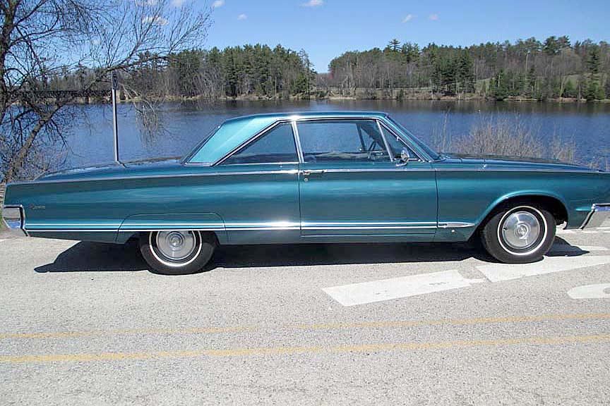 1966 CHRYSLER NEWPORT - 196317