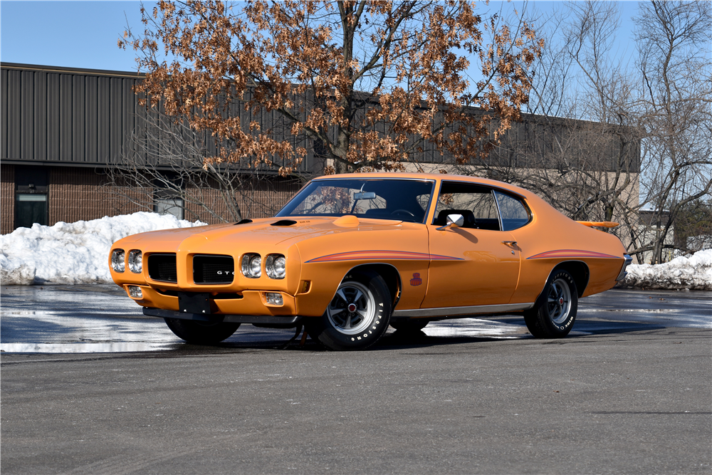 1970 pontiac gto judge ram air iii 196426. Black Bedroom Furniture Sets. Home Design Ideas