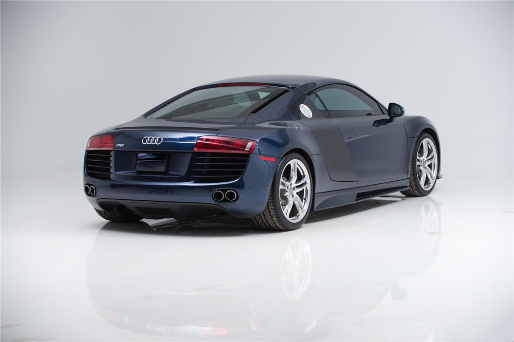 2009 audi r8 196461. Black Bedroom Furniture Sets. Home Design Ideas