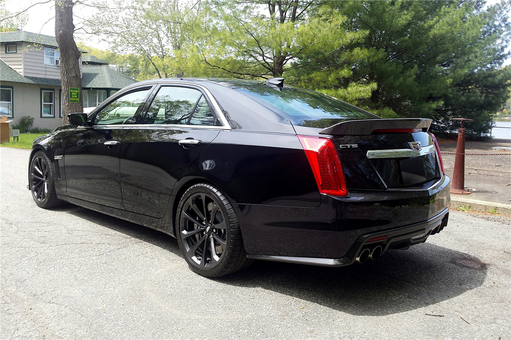 2016 cadillac cts v 196508. Black Bedroom Furniture Sets. Home Design Ideas