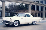 1957 FORD THUNDERBIRD CONVERTIBLE -  - 19653