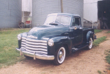 1953 CHEVROLET LBM STEPSIDE SHORT BED PICKUP -  - 19700