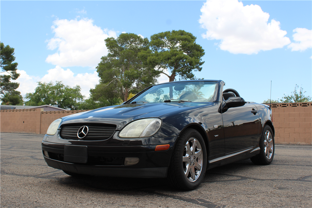 1999 mercedes benz slk230 197044 for 1999 mercedes benz slk 230 hardtop convertible