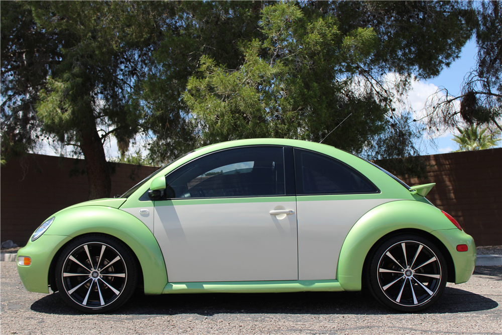 2000 volkswagen beetle custom coupe