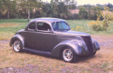 1937 FORD 5 WINDOW COUPE -  - 19715