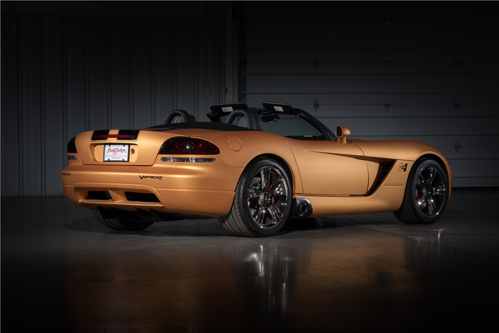 2008 Dodge Viper Srt 10 Hurst 50th Anniversary 2