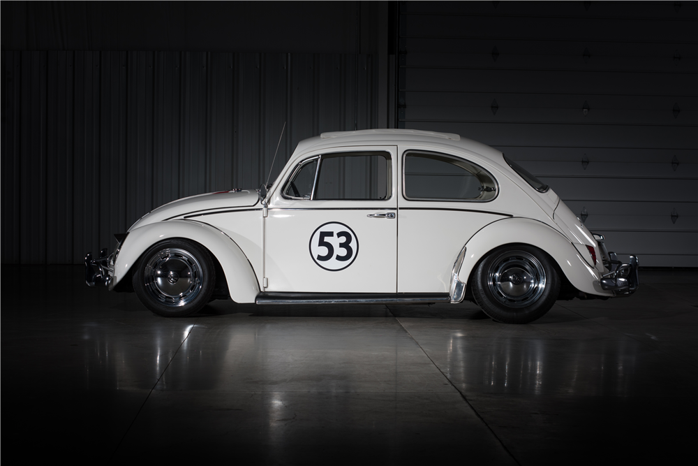 "1967 VOLKSWAGEN BEETLE ""HERBIE"" - Side Profile - 197244"