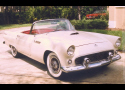 1955 FORD THUNDERBIRD CONVERTIBLE -  - 19743