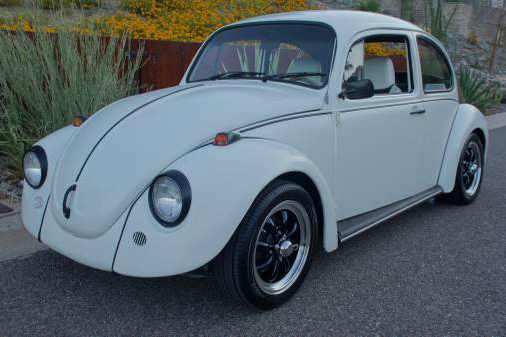 1974 VOLKSWAGEN BEETLE CUSTOM SEDAN