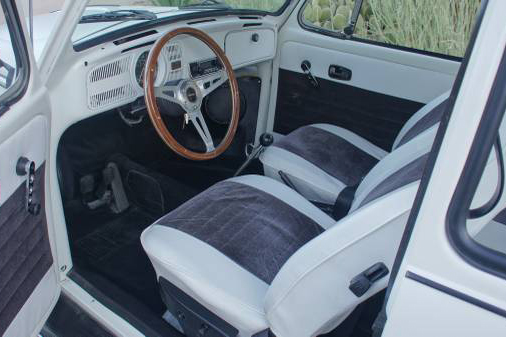 1974 VOLKSWAGEN BEETLE CUSTOM SEDAN - 197477