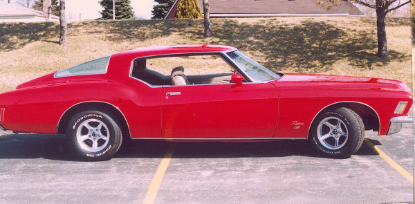 1971 Buick Riviera Boattail For Sale 1971 Buick Riviera gs 2 Door