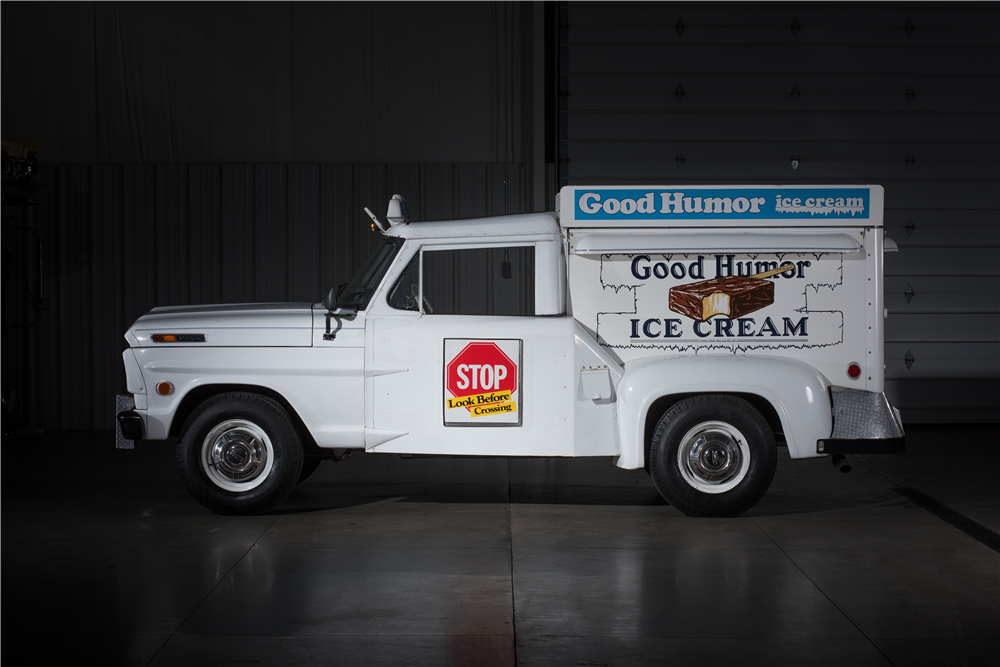 1969 Ford F 250 Good Humor Ice Cream Truck 198073