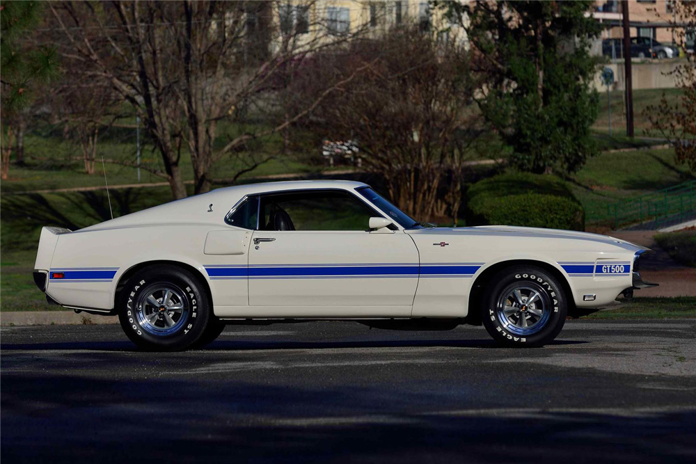 1969 Shelby Gt500 Fastback 198090
