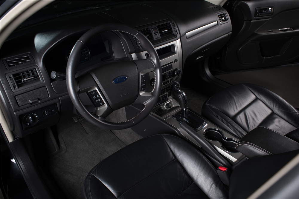... 2010 FORD FUSION CUSTOM STRETCH SEDAN   Interior   198159 ...