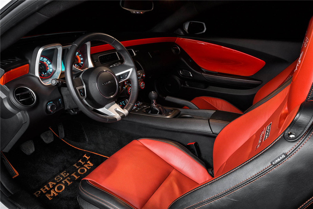 2011 chevrolet camaro 2ss 198495. Black Bedroom Furniture Sets. Home Design Ideas