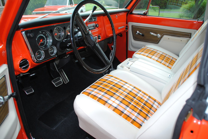 1972 chevrolet blazer k5 suv 198537. Black Bedroom Furniture Sets. Home Design Ideas