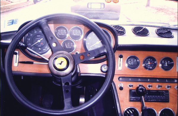 1970 FERRARI 365 GT 2+2 COUPE - Engine - 19887